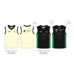 Myerscough Cricket (Preston) Reversible Sweater - Sleeveless