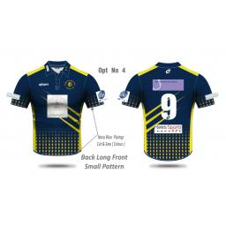 Farnworth Social Circle CC T20 Shirt - Short Sleeve