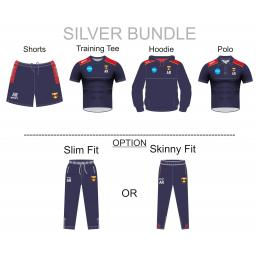 Maghull CC TRAINING KIT BUNDLE - SILVER