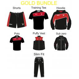 Haworth CC Gold Bundle