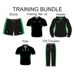 Myerscough Cricket (Preston) Training Bundle