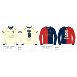 Springhead CC Reversible Sweater - Long Sleeve