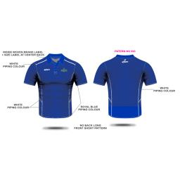 Alkrington Tennis Club Mens Polo Shirt - Blue