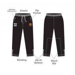 Sowerby Bridge CC Slim Fit Track Pants