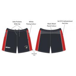 Haworth CC Training Shorts