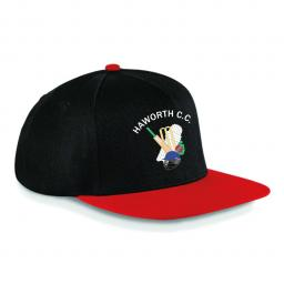Haworth CC Original Flat Peak Snapback