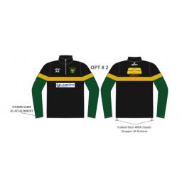 Crossflatts CC 1/4 Zip Sublimated Training Top
