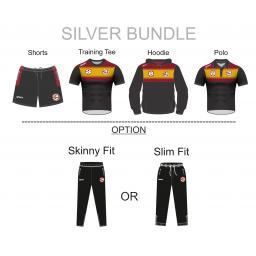 Fordhouses CC TRAINING KIT BUNDLE - SILVER