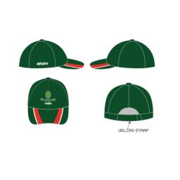Myerscough Cricket (Manchester) Bespoke Cap