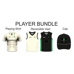 Myerscough Cricket (Preston) Player Bundle
