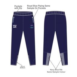 Bracebridge Heath CC Skinny Fit Track Pants
