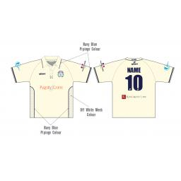 Bracebridge Heath CC Playing Shirt - Short Sleeve