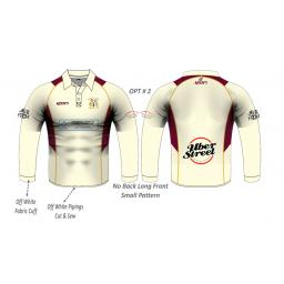 Austerlands CC Playing Shirt - Long Sleeve