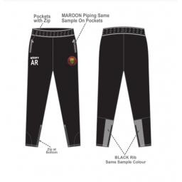 Sowerby Bridge CC Skinny Fit Track Pants