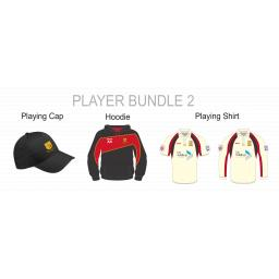 Bradford & Bingley CC Player Bundle - 2