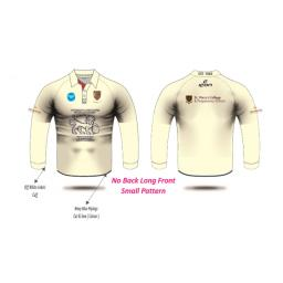 Formby CC Junior Playing Shirt - Long Sleeve