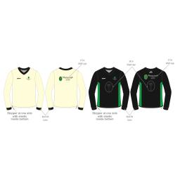 Myerscough Cricket (Preston) Reversible Sweater - Long Sleeve