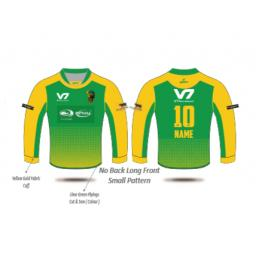 Shaw CC T20 Shirt - Long Sleeve