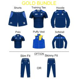 Northop Hall CC Gold Bundle