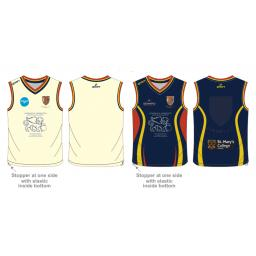 Formby CC Reversible Sweater - Sleeveless