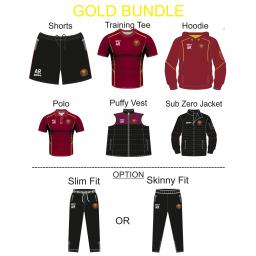 Sowerby Bridge CC Gold Bundle