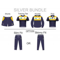 HEYWOOD CC TRAINING KIT BUNDLE - SILVER