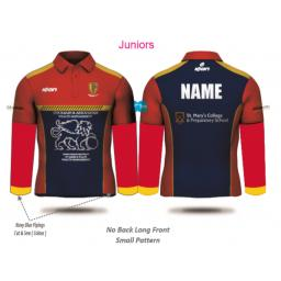 Formby CC Junior T20 Shirt - Long Sleeve