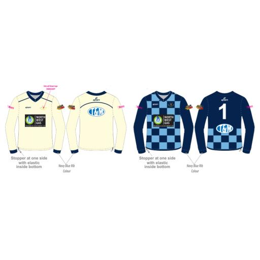Norden CC JUNIOR Reversible Sweater - Long Sleeve