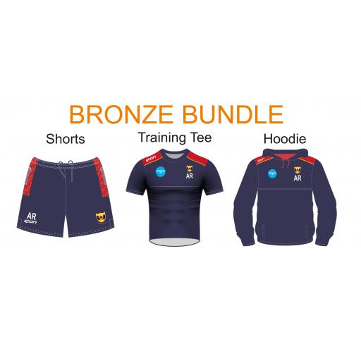 MAGHULL CC TRAINING KIT BUNDLE - BRONZE