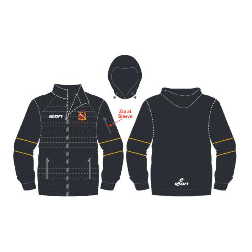 Elland CC Junior Sub Zero Jacket