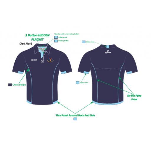 Norden CC Polo Shirt