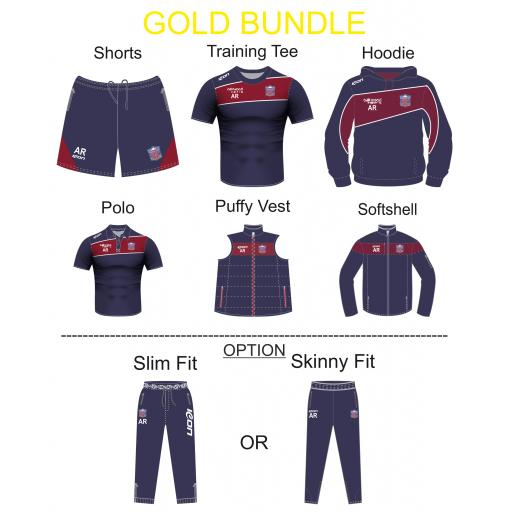 Monton Gold Bundle