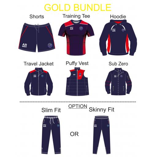 Springhead CC Gold Bundle