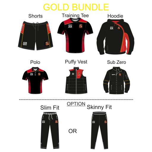 Elland CC Junior Gold Bundle