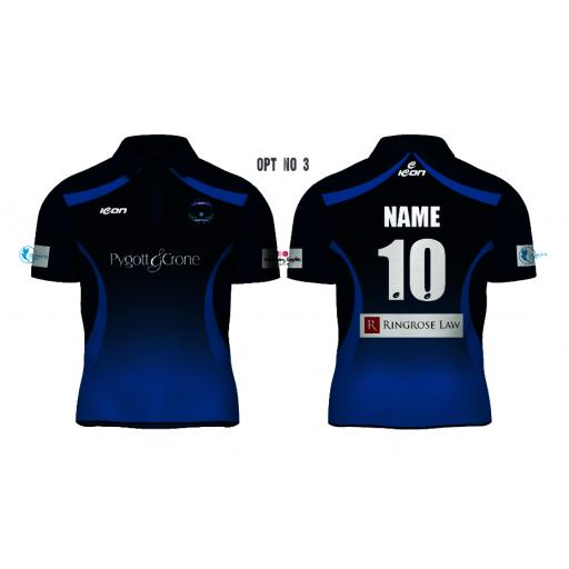 Bracebridge Heath CC T20 Shirt