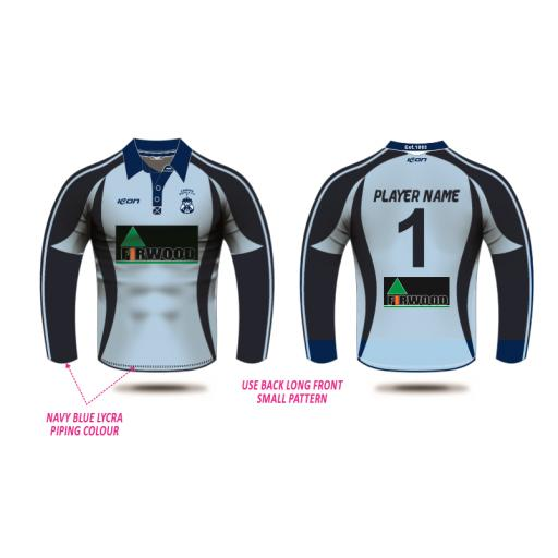 FIRWOOD BOOTLE C.C T20 SHIRT - LONG SLEEVE