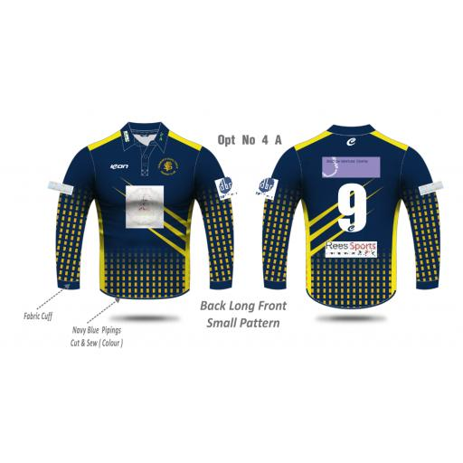 Farnworth Social Circle CC SENIOR T20 Shirt - Long Sleeve