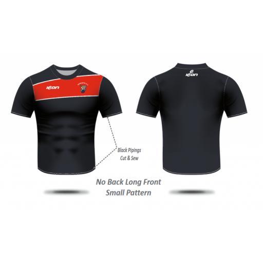 Haworth CC Training T-shirt