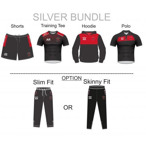 Sedgefield CC Silver Bundle