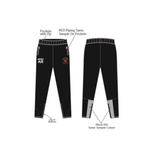 Sedgefield CC Skinny Fit Track Pants