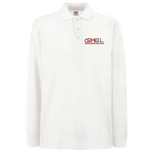GMCL Umpire Polo Shirt - Long Sleeve