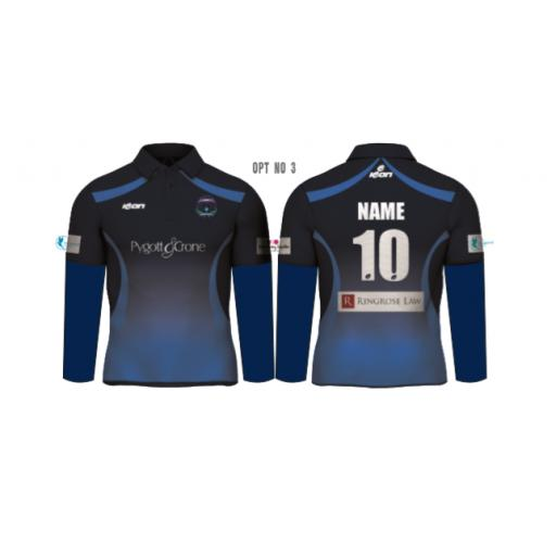 Bracebridge Heath CC T20 Shirt - Long Sleeve