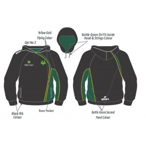 Shenley Fields SYS Hoodie