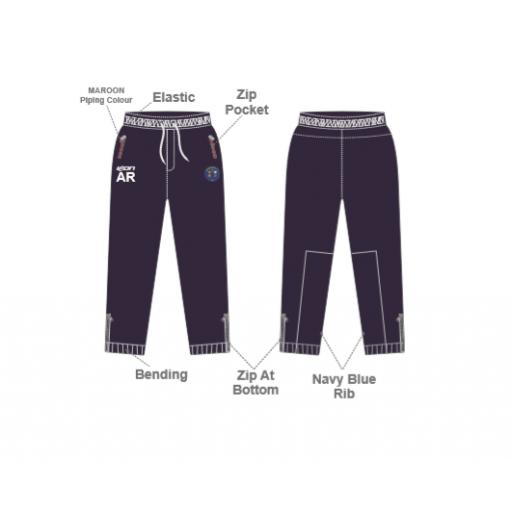 Springhead CC Slim Fit Track Pants