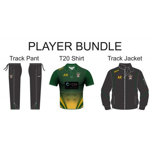 Stalybridge St Pauls CC Player Bundle