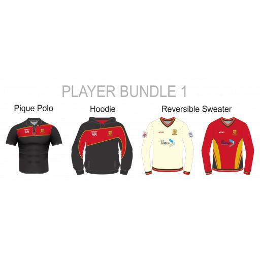 Bradford & Bingley CC Player Bundle - 1
