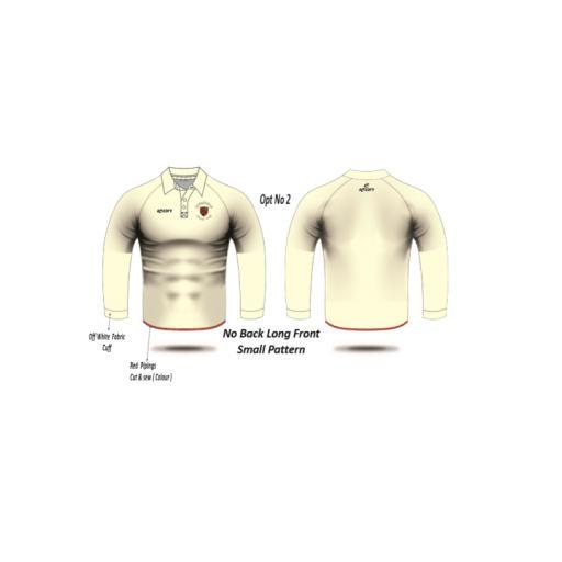 Sedgefield CC Playing Shirt - Long Sleeve