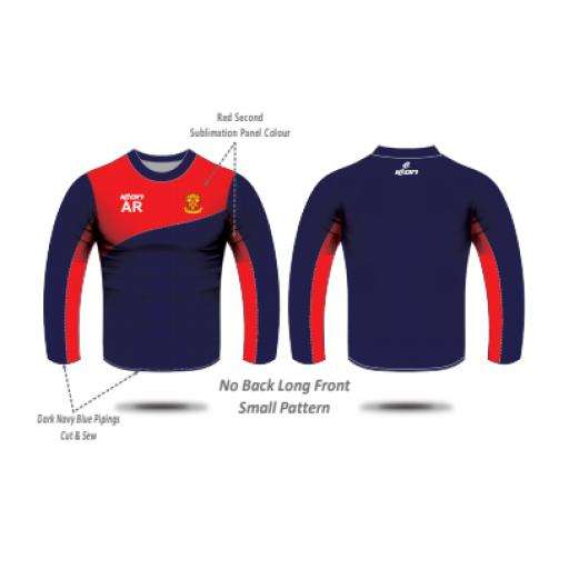 Pool CC Training T-shirt - Long Sleeve