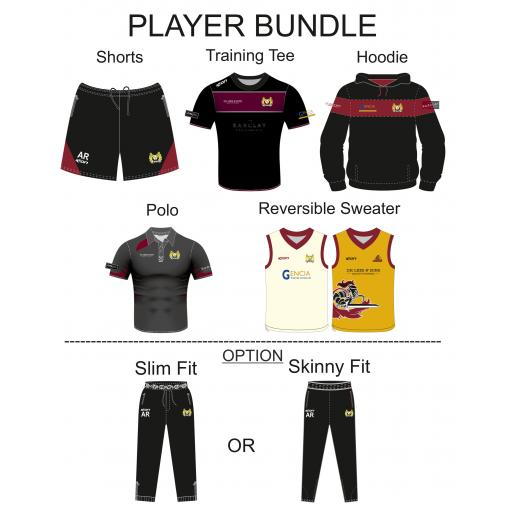 Crompton CC Player Bundle