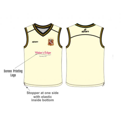 Elland CC Senior Sweater - Sleeveless